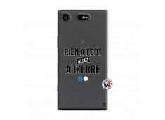 Coque Sony Xperia XZ1 Rien A Foot Allez Auxerre