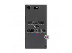 Coque Sony Xperia XZ1 Rien A Foot Allez Barcelone