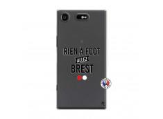Coque Sony Xperia XZ1 Rien A Foot Allez Brest