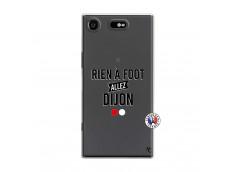 Coque Sony Xperia XZ1 Rien A Foot Allez Dijon