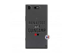 Coque Sony Xperia XZ1 Rien A Foot Allez Guingamp