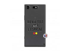 Coque Sony Xperia XZ1 Rien A Foot Allez L'Espagne