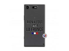 Coque Sony Xperia XZ1 Rien A Foot Allez La France