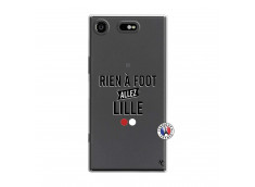 Coque Sony Xperia XZ1 Rien A Foot Allez Lille