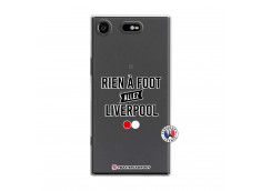 Coque Sony Xperia XZ1 Rien A Foot Allez Liverpool