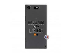 Coque Sony Xperia XZ1 Rien A Foot Allez Lorient