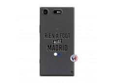 Coque Sony Xperia XZ1 Rien A Foot Allez Madrid