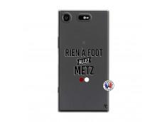 Coque Sony Xperia XZ1 Rien A Foot Allez Metz