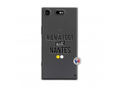 Coque Sony Xperia XZ1 Rien A Foot Allez Nantes