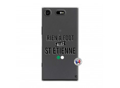 Coque Sony Xperia XZ1 Rien A Foot Allez St Etienne