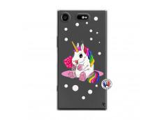 Coque Sony Xperia XZ1 Sweet Baby Licorne