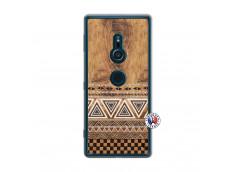Coque Sony Xperia XZ2 Aztec Deco Translu
