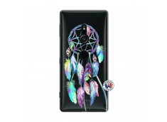 Coque Sony Xperia XZ2 Blue Painted Dreamcatcher