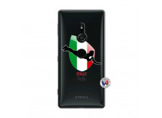 Coque Sony Xperia XZ2 Coupe du Monde Rugby-Italy