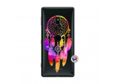 Coque Sony Xperia XZ2 Dreamcatcher Rainbow Feathers