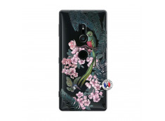 Coque Sony Xperia XZ2 Flower Birds