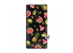 Coque Sony Xperia XZ2 Multifruits