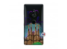 Coque Sony Xperia XZ2 I Love Barcelona
