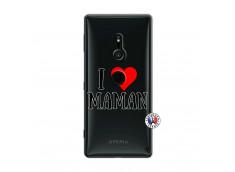 Coque Sony Xperia XZ2 I Love Maman