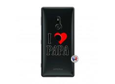 Coque Sony Xperia XZ2 I Love Papa