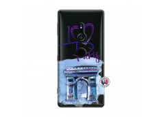 Coque Sony Xperia XZ2 I Love Paris Arc Triomphe