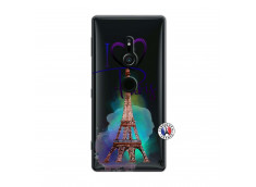 Coque Sony Xperia XZ2 I Love Paris