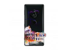 Coque Sony Xperia XZ2 I Love Rome