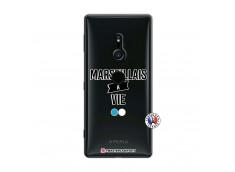 Coque Sony Xperia XZ2 Marseillais à Vie