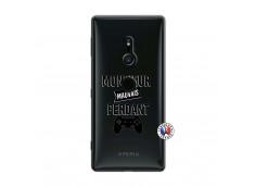 Coque Sony Xperia XZ2 Monsieur Mauvais Perdant