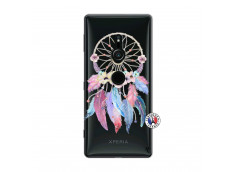 Coque Sony Xperia XZ2 Multicolor Watercolor Floral Dreamcatcher