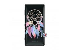 Coque Sony Xperia XZ2 Multicolor Watercolor Floral Dreamcatcher