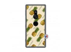 Coque Sony Xperia XZ2 Sorbet Ananas Translu