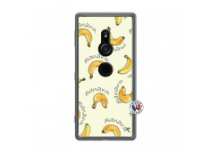 Coque Sony Xperia XZ2 Sorbet Banana Split Translu