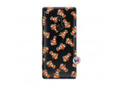 Coque Sony Xperia XZ2 Petits Poissons Clown