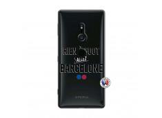 Coque Sony Xperia XZ2 Rien A Foot Allez Barcelone