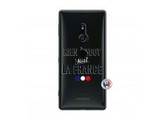 Coque Sony Xperia XZ2 Rien A Foot Allez La France