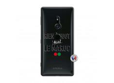 Coque Sony Xperia XZ2 Rien A Foot Allez Le Maroc