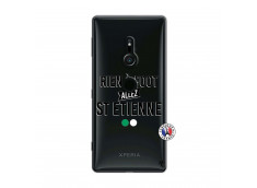 Coque Sony Xperia XZ2 Rien A Foot Allez St Etienne