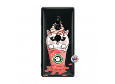 Coque Sony Xperia XZ2 Catpucino Ice Cream
