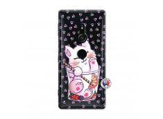 Coque Sony Xperia XZ2 Smoothie Cat