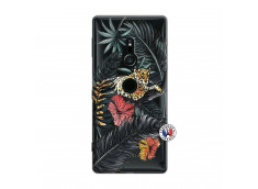Coque Sony Xperia XZ2 Leopard Tree