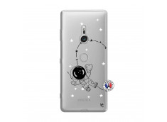Coque Sony Xperia XZ3 Astro Girl