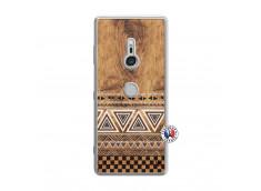 Coque Sony Xperia XZ3 Aztec Deco Translu