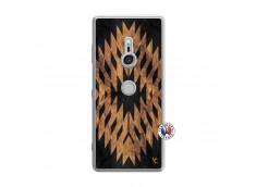 Coque Sony Xperia XZ3 Aztec One Motiv Translu