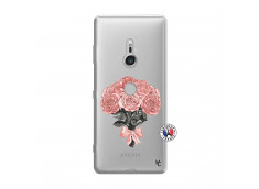 Coque Sony Xperia XZ3 Bouquet de Roses