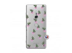 Coque Sony Xperia XZ3 Cactus Pattern