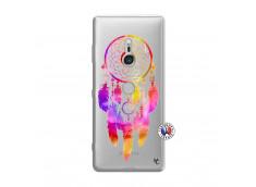 Coque Sony Xperia XZ3 Dreamcatcher Rainbow Feathers