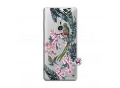 Coque Sony Xperia XZ3 Flower Birds