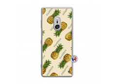 Coque Sony Xperia XZ3 Sorbet Ananas Translu