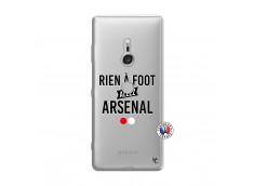 Coque Sony Xperia XZ3 Rien A Foot Allez Arsenal